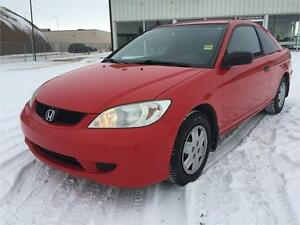 2004 Honda Civic SE Coupe