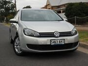 2010 Volkswagen Golf VI MY10 118TSI DSG Comfortline Silver 7 Speed Sports Automatic Dual Clutch West Hindmarsh Charles Sturt Area Preview