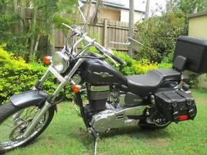 Suzuki Boulevard S40 (L650) Graceville Brisbane South West Preview