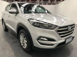 2016 Hyundai Tucson TLE MY17 ACTIVE 2WD Silver Sports Automatic Wagon Fyshwick South Canberra Preview