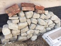 Stone for walling - Reigate dressed stone