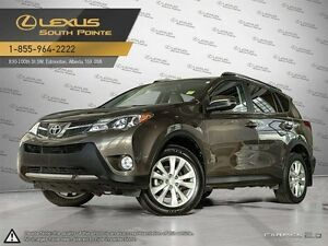 2013 Toyota Rav4 Limited All-wheel Drive (AWD)