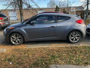 2017 Hyundai Veloster-FULL-AUTOMATIQUE-MAGS
