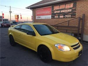 2005 Chevrolet Cobalt***AUTO**COUPE***ONLY 156KMS**AS IS SPECIAL