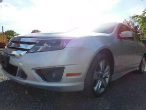 2010 Ford Fusion Sport AWD *** Pay Only $54.42 Weekly OAC ***