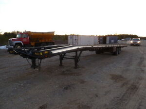 2012 Big Tex Wedge Trailer 51ft.