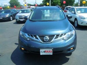 2013 NISSAN MURANO S- SUNROOF, REAR VIEW CAMERA, HEATED FRONT SE