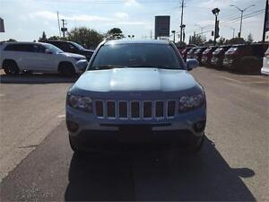 2014 Jeep Compass ***Extended Warranty, Htd Seats,24K Only*** London Ontario image 3