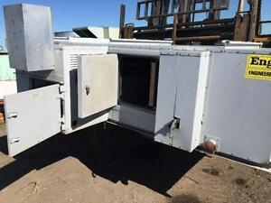 Used MakeUp AIr Units and Exhaust Fans