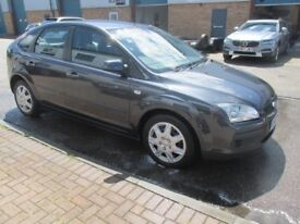 £1595 ford focus 2007 57,reg 1.6 petrol long mot s/h very good condition/runner px/welcome