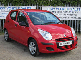 SUZUKI ALTO 1.0L SZ3 5DR 2009 (59) ONE PREVIOUS OWNER / ONLY 46K FSH 7 X STAMPS!