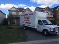 S&C Ottawa's Best Moving-Delivery $65