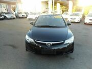 2007 Honda Civic 40 VTi-L Black 5 Speed Automatic Sedan Greenslopes Brisbane South West Preview