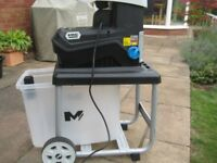 MacAllister 2800 W Shredder