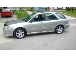 "2006 Subaru Impreza AWD 152kms ""We finance! Pay direct-No Banks"