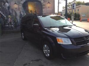 2008 Dodge Grand Caravan SE AUTOMATIQUE 191000 KM