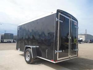 LOWEST PRICE FOR THE QUALITY 6X12 CARGO TRAILER BUILT HEAVY DUTY London Ontario image 2