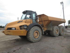2006 Case 340 6x6 Articulated Dump Truck