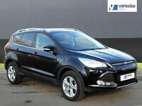 2015 Ford Kuga ZETEC TDCI Diesel black Manual