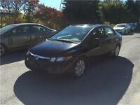 2006 Honda Civic AUTO, Safety & ETEST for ON or QC INCL.