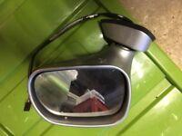 BMW Z3 Driver's door mirror Artic Silver