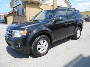 2011 FORD Escape XLT 2.5L FWD Certified 151,000KMs