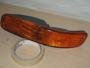 JEEP LIBERTY FEU DE SIGNAL POSITION PARKING LIGHT LAMP LUMIÈRE