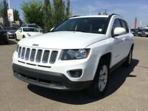 2016 Jeep Compass HIGH ALTITUDE AWD Leather,  Heated Seats,  Sun