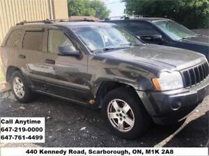 "2006 Jeep Grand Cherokee Laredo 4WD ""AS IS"""
