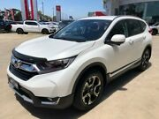 2018 Honda CR-V RW MY18 VTi-S FWD White 1 Speed Constant Variable Wagon Ravenhall Melton Area Preview