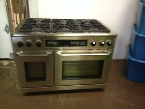 DACOR 48 inch, Natural Gas/Electric Range