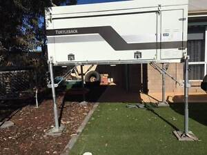 2011 TurtleBack Slide-on Camper Roxby Downs Far North Preview
