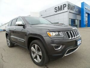 2016 Jeep Grand Cherokee Limited 3.6L V6 - Leather Interior, 4WD