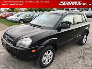 2008 Hyundai Tucson Limited 4WD! New Tires & Brakes! Leather!