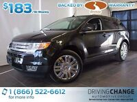 2010 Ford Edge Limited-Moon Roof-Nav-Heated Leather Seats
