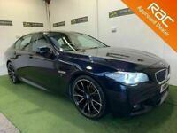 Late 2016 BMW 5 Series 520d M Sport 190bhp Auto **Finance & Warranty** (a6,passat,e220)