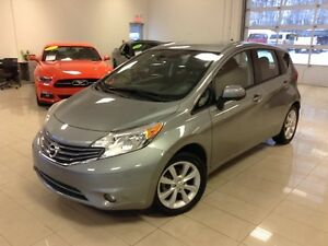 2014 Nissan Versa Note 1.6 SL, NAV, CAMERA, MAG, BLUETOOTH, SIÈG