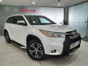 2016 Toyota Kluger GSU55R GXL (4x4) Crystal Pearl 6 Speed Automatic Wagon Glebe Inner Sydney Preview