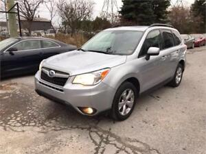 2014 Subaru Forester AWD, Safety & ETEST  for ON or QC INCL.