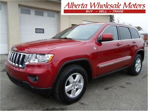 2011 JEEP GRAND Grand CHEROKEE LAREDO 4X4 WE FINANCE ALL Edmonton Edmonton Area image 1