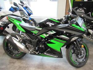 Ninja 300's save $1000 off and free Warranty, only at Coopers!