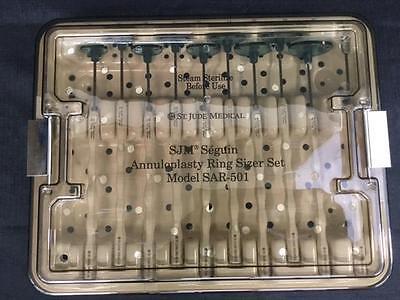 St. Jude Medical Sjm Seguin Annuloplasty Ring Sizer Sar-501