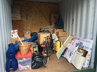 man van - removal Pembrokshire to Edinburgh
