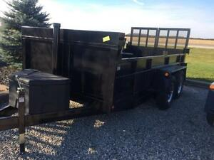 Brand New 2017 Dump Trailers-2 to choose from London Ontario image 3