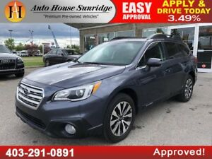2015 Subaru Outback 3.6R w/Limited & Tech Pkg WITH EYESIGHT