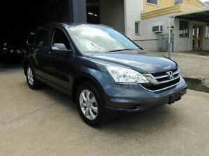 2010 Honda CR-V RE MY2010 4WD Grey 5 Speed Automatic Wagon Yeerongpilly Brisbane South West Preview