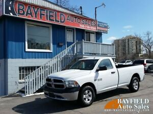 2014 Ram 1500 Regular Cab Long Box 4x4 **5.7L HEM/Only 38k!**