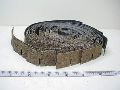 Dollhouse Miniature Asphalt Square Shingles   Brown  4004   1 12Th Scale