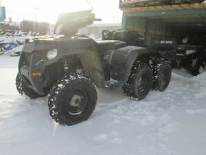2011 POLARIS BIG BOSS 6X6