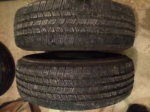 Michelin LTX M/S2 LT225/75R16 tires. London Ontario image 1